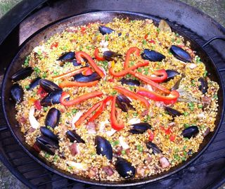 PAELLA DONE